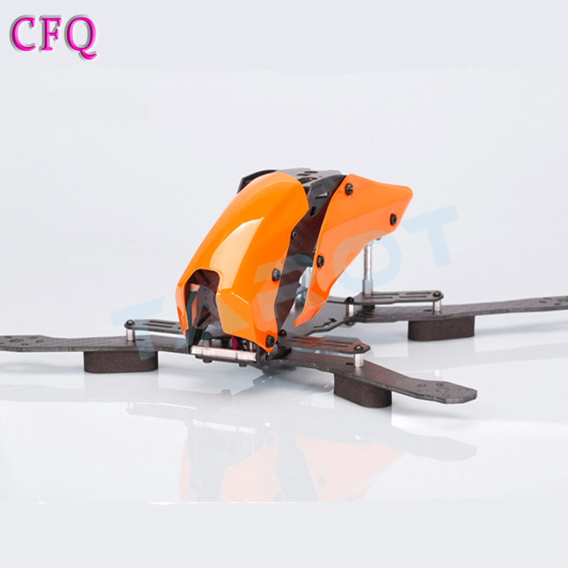 Ormino Fpv Quadcopter Frame Kit Tarot 280 Half Carbon Fiber Mini Drone Frame Quadrocopter Frame Multicopter ormino fpv quadcopter frame kit tarot 300 mini drone frame rc racing frame quadcopter fpv drone glass carbon fiber frame