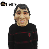 LePy Halloween Party Cosplay Funny Famous Messi Mask For Halloween Costume Party Cosplay Ronaldo Mask Football