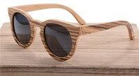 Vintage Round wood sun glasses real handmade wooden Retro cat eye sunglasses women brand designer polarized eyewear UV400 z68005