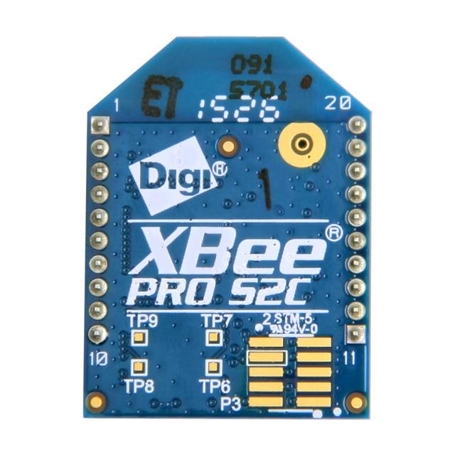 Free Shipping XBee Pro 63mW Wire Antenna Series 2B (ZigBee Mesh)-in ...