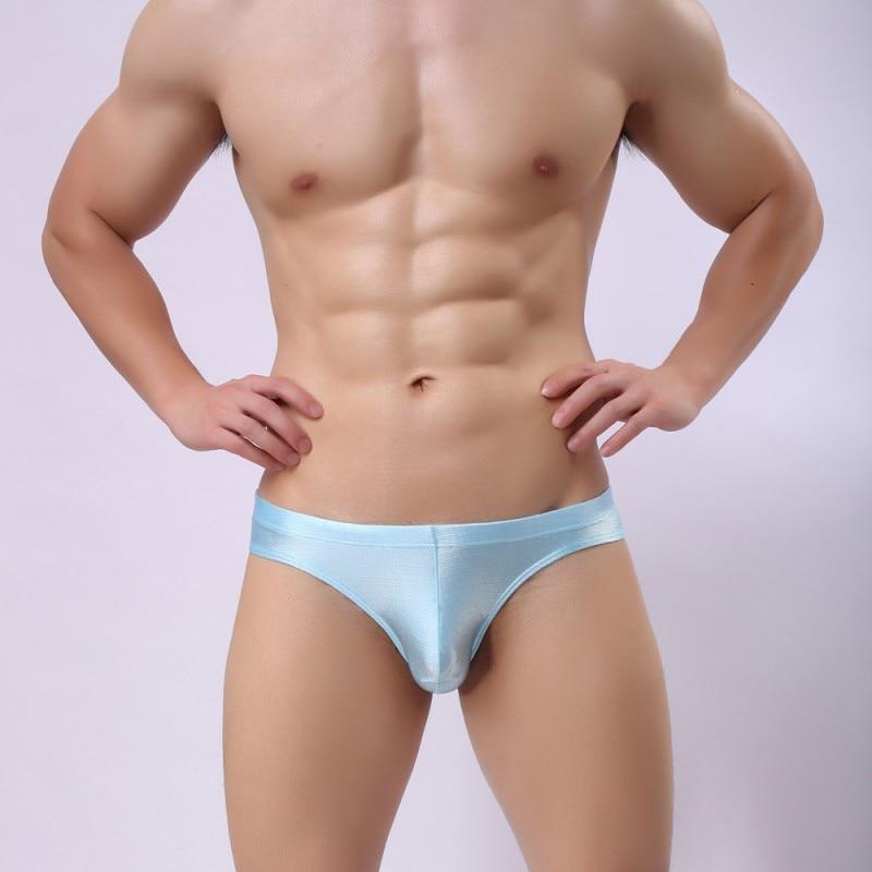 merket menn bikini badetøy truser Herre Badedrakter Gay Pouch Man Badetøyer Low waist Badetøy shorts