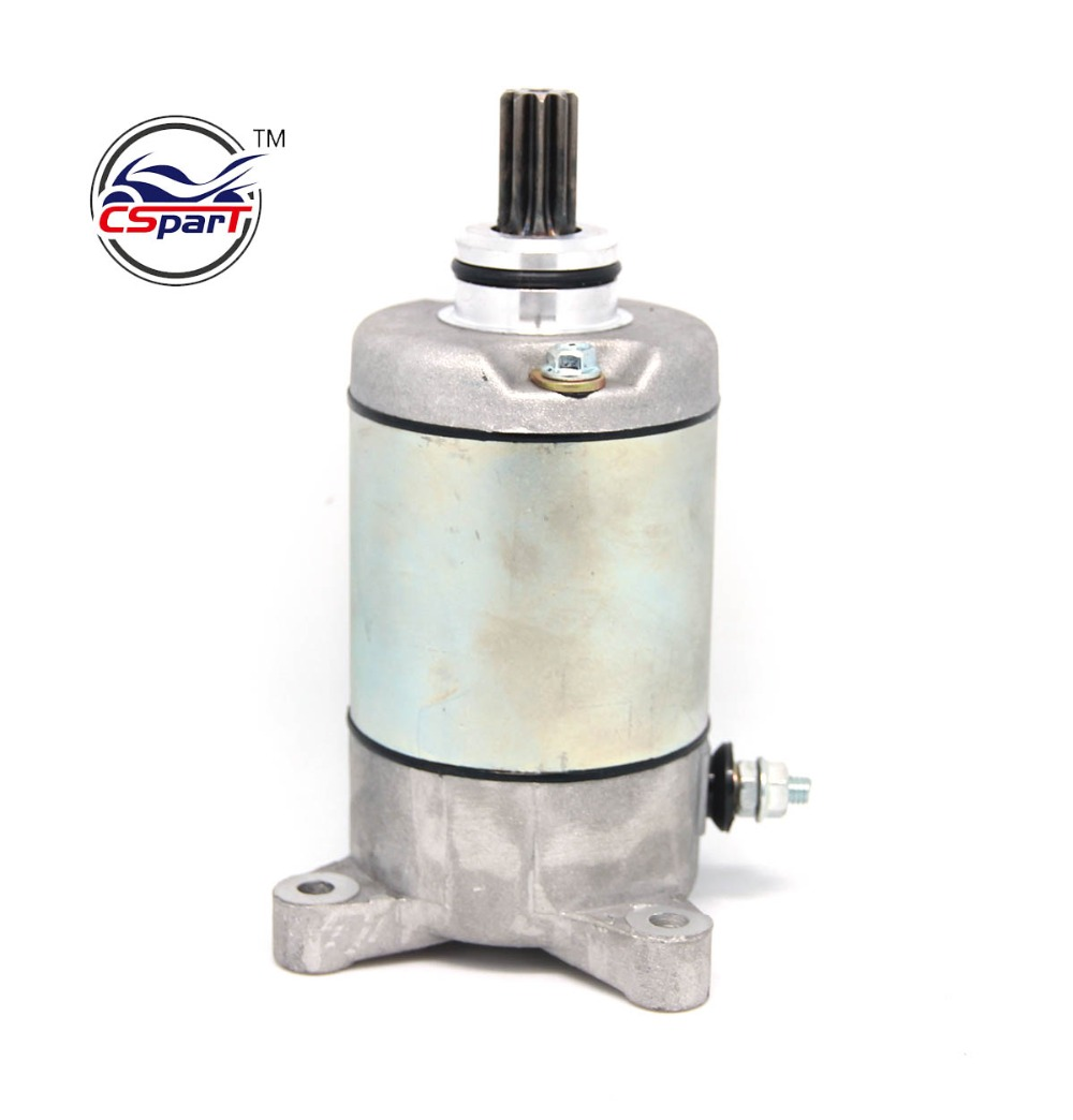 Starter motor for POLARIS SPORTSMAN 335 400 450 500 ATV 96-12  4 Stroke ATV UTV engine partsStarter motor for POLARIS SPORTSMAN 335 400 450 500 ATV 96-12  4 Stroke ATV UTV engine parts