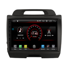 2din 2.5D HD Android 9.1 Car DVD Multimedia player For KIA Sportage 3 4 2010 2011 2012 2013 2014 2015 Car radio GPS navigation