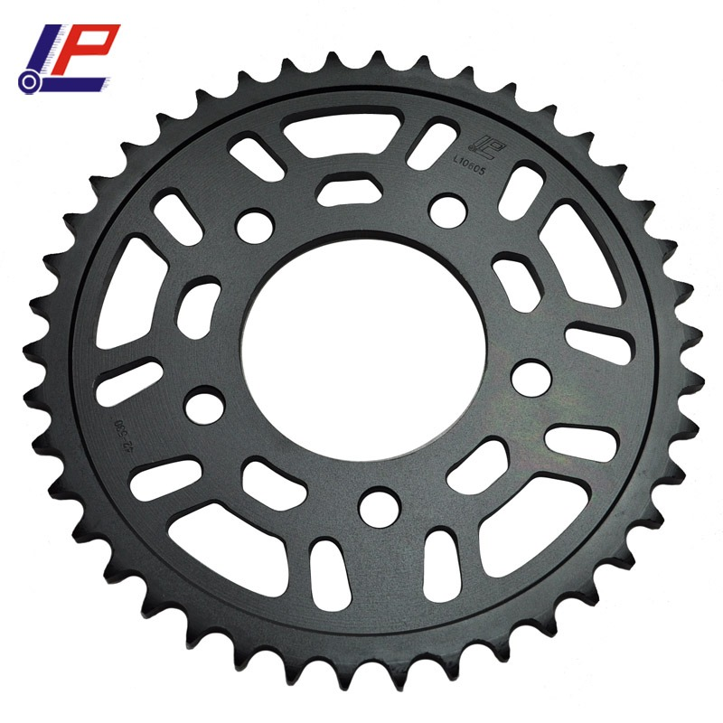 LOPOR Motorcycle Chain525 45T <font><b>48T</b></font> Rear <font><b>Sprocket</b></font> for Suzuki GSF400 GSF650 GSX400 GSX-R400 RF400 SV650 image