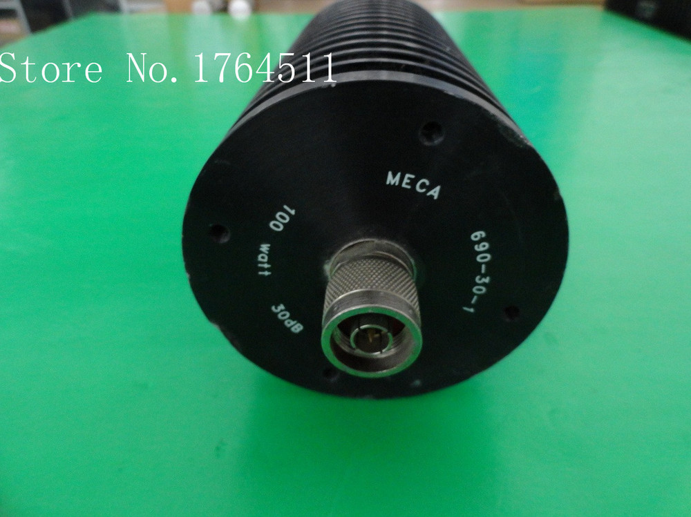 [BELLA] The Supply Of High Power MECA 690-30-1 DC-3GHZ 30dB Coaxial Fixed Attenuator 100W