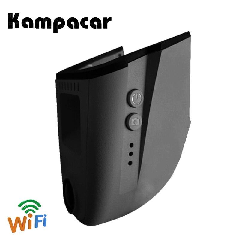 Kampacar Car Wifi DVR For Audi A1 A6 C7 A8 8V A3 A4 A5 A7 Q3