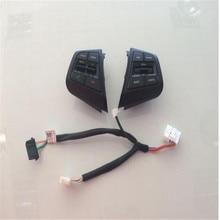 Для Hyundai ix25 (creta) 1.6L Руль Круиз-Контроль Кнопки Дистанционного Управления Объем канала Bluetooth Телефон Кнопка lzh