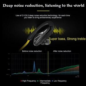 Image 2 - Awei A880BL Sport Draadloze Hoofdtelefoon Bluetooth Oortelefoon Headset Fone De Ouvido Voor Telefoons Sport In Ear Oortelefoon