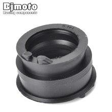 BJMOTO Moto Motorbike Intake Manifold Carb Carburetor Joint Boot For Suzuki 13121-14F00 13121-14F01 AN250 Burgman 250 1998-2008