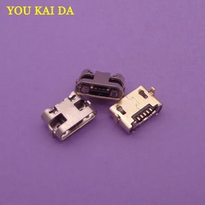 Image 2 - 200 stücke Für Alcatel One Touch Pixi 3 4G 5065 OT 5065 5065A 5065D 5065X OT5065 micro usb charging stecker stecker dock buchse anschluss