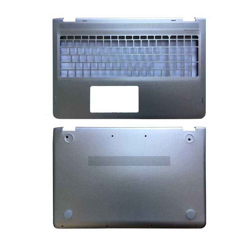 For HP ENVY X360 M6 AQ M6 ar004dx M6 aq005dx 15 AQ 15 aq015nr 15 aq018ca 856800 001 Bottom case cover/Palmrest Upper cover