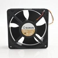 Neue original KDE1212PMBX-6A 12038 12 CM 12 V 7 6 Watt 3-leiter 2-draht fan