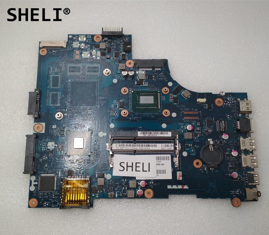 SHELI For Dell 15R 3521 5521 Motherboard with I3-3227U LA-9104P CN-00FTK8 00FTK8 0FTK8SHELI For Dell 15R 3521 5521 Motherboard with I3-3227U LA-9104P CN-00FTK8 00FTK8 0FTK8