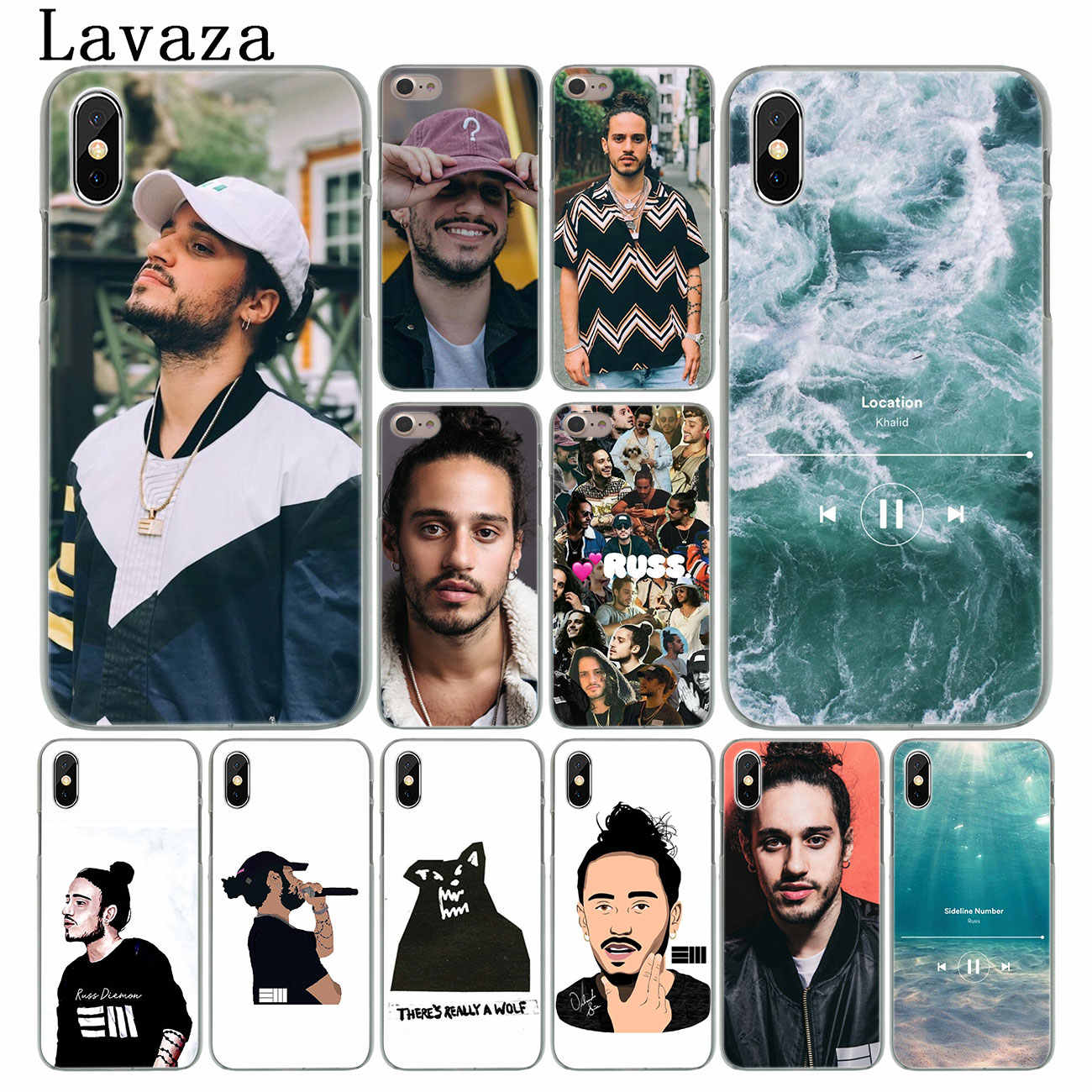 Detail Feedback Questions about Lavaza Russ zoo pop music Hard Phone