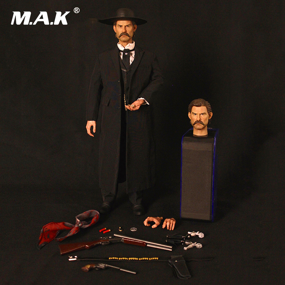 Full set action figure 1/6  RM019 The Cowboy Deputy Town Marshal Action Figure toy for collection crazy for the cowboy