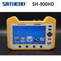 DVB-S2 Sathero SH-900HD Digital Satellite Finder Meter HD Spectrum Analyzer & Coaxial Digital Monitoring Test Function