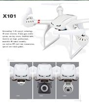 X101 2.4G 6-axis RC quadcopter /RC drone/ rc helicopter can add c4015 or c4018 HD wifi camera(FPV)