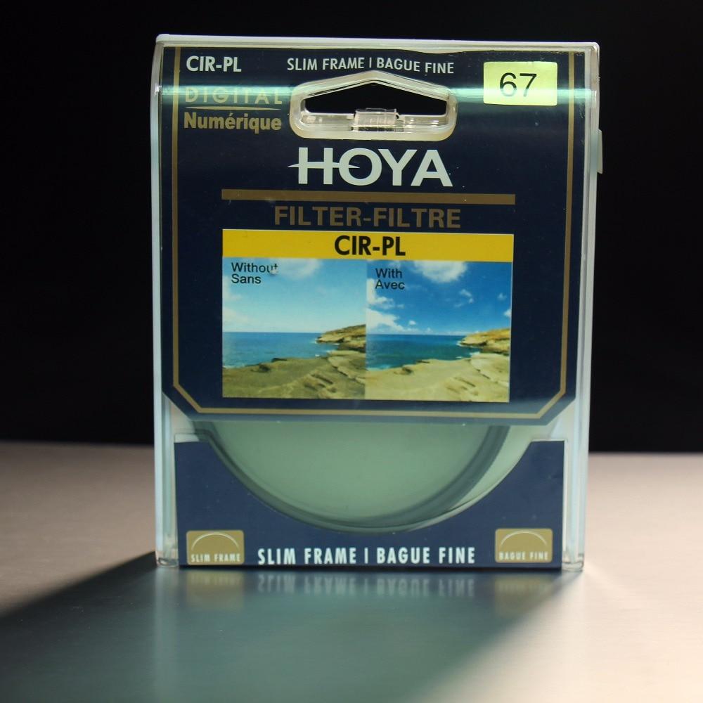 Hoya CPL Filter 58mm 62mm 67mm 72mm 77mm 82mm Polarizzazione Circolare 46mm 49mm 52mm 55mm CIR-PL Sottile Polarizzatore Per La Macchina Fotografica Lens
