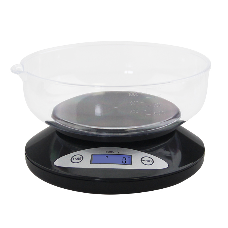 5000g//1g Digital Electronic Kitchen Food Diet Postal Scale Weight Balance LCD