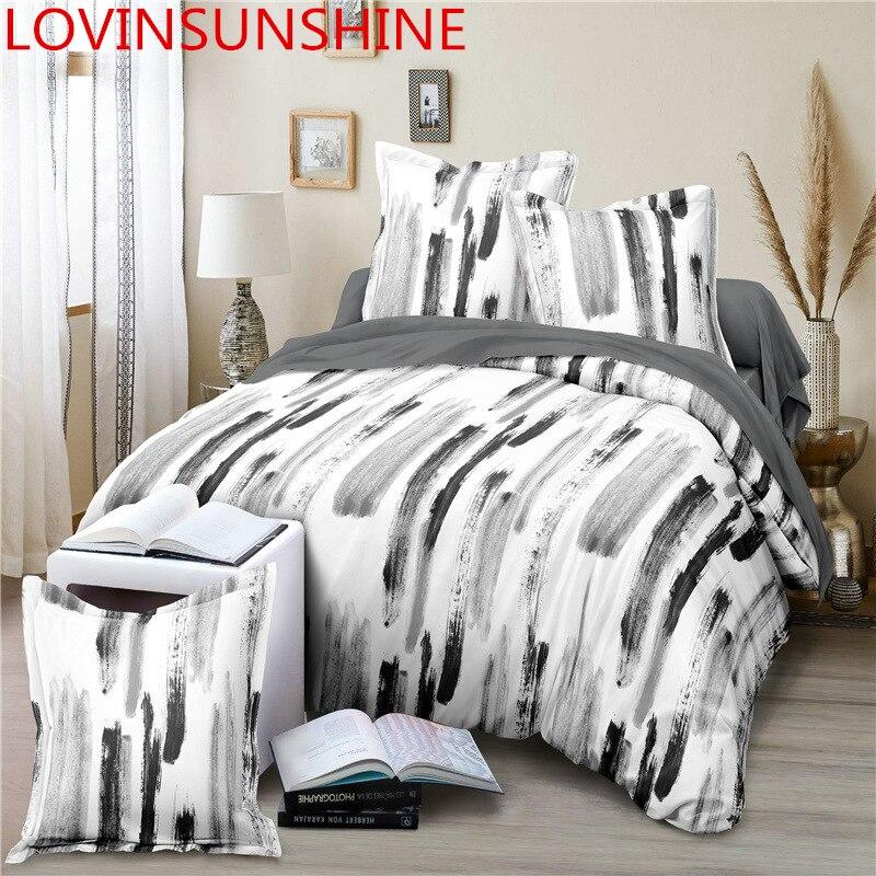 LOVINSUNSHINE Comforter Bedding Sets King Duvet Cover Set Quilt Cover Set Queen Size NP01#-in Duvet Cover from Home & Garden