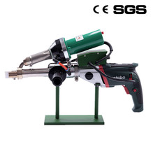 LST610A Hand extruder Extrusion welder Geomembrane extrusion welding machine for tank or pipe