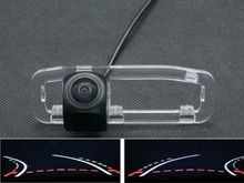 Trajectory Tracks 1080P Fisheye Lens Car Rear view Camera for kia RIO 2007 2008 2009 2010 2011 2012 Waterproof Reverse Camera наручные часы casio standart mtp 1259pd 2a