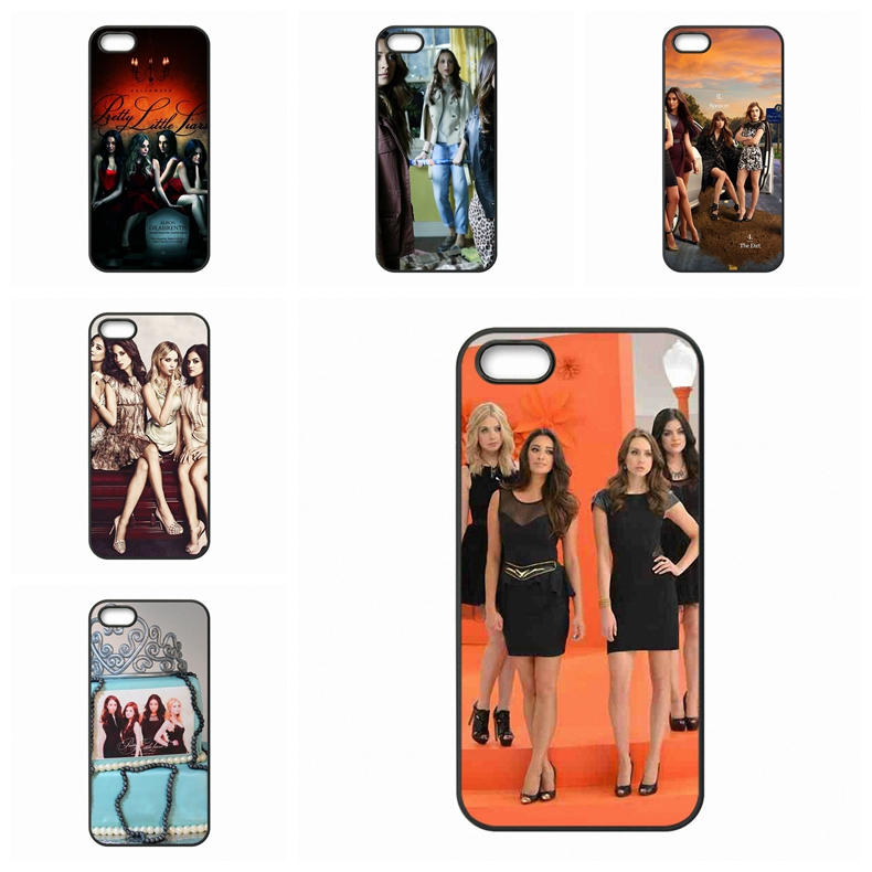 Pop Pretty Little Liars For Apple iPhone 4 4S 5 5C SE 6 6S Plus 4.7 5.5 iPod Touch 4 5 6 accessories Hard Skin