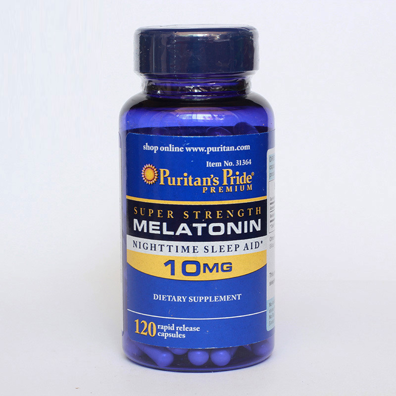 Free Shipping Melatonin 10 mg 120 pcs free shipping melatonin 3 mg 240 pcs