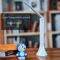 Новый Портативный USB Повторно Платной Настольная Лампа Ночь/Чтение/Исследование/Ноутбук/Настольный Свет Белый Цвет