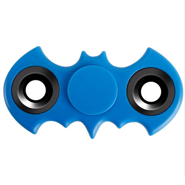 Hand Spiner Fidget Spinner Batman Stress Cube Fidget Spinner Finger ADHD Toy Adults Focus Anti Stress Gifts #E