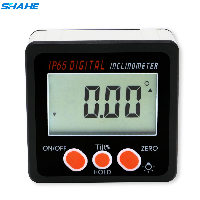 Digital Inclinometer Bevel Gauge Protractor Angle Finder With Backlight  IP65 Waterproof  Magnets base inside,for miter saw Digital Inclinometer Bevel Gauge Protractor Angle Finder With Backlight  IP65 Waterproof  Magnets base inside,for miter saw