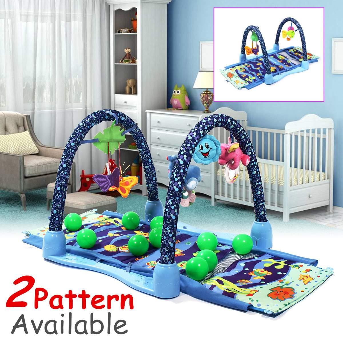 Tapis de jeu pour bébé tapis pour enfants tapis de Puzzle éducatif précoce tapis de jeu pour animaux de bande dessinée tapis de sport pour bébé