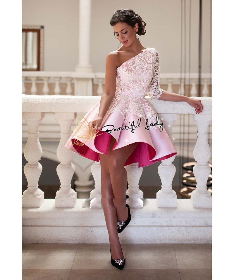 Online Get Cheap Pink Cocktail Dresses -Aliexpress.com | Alibaba Group