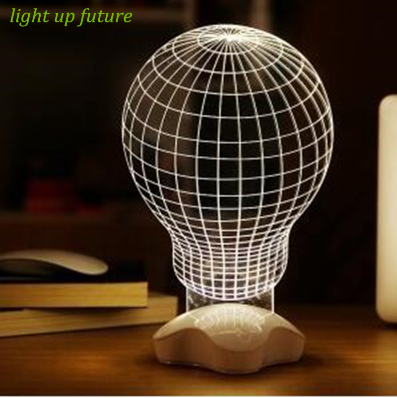 Aliexpress Buy Modern Fashion 3D Board Led Moon