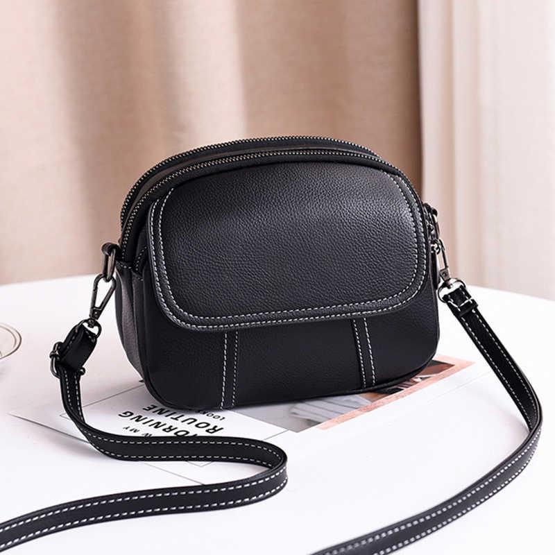 Driga PU Leder Frauen Schulter Tasche Weibliche Geldbörse und Handtaschen Mädchen Kinder Mini Umhängetasche Vintage Kleine Mini Klappe Bolsos