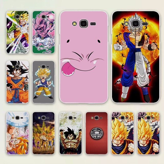 custodia samsung j5 dragon ball