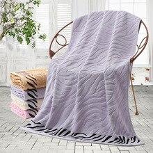 Бамбуковое волокно полотенце жаккардовые полотенца приостановлено утолщенной воды Тигр 25