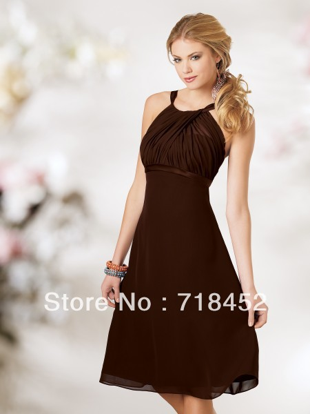 Popular Cheap Brown Dress-Buy Cheap Cheap Brown Dress lots from ...