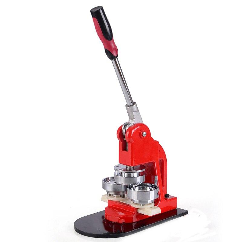 Tinplate odznak tlačítko knoflík výrobce knoflík stroje na - Sady nástrojů - Fotografie 2