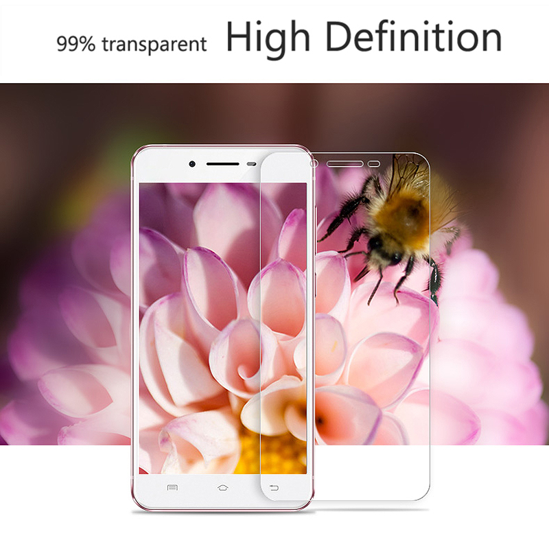 Baixin Screen Protector For Huawei Y6 Y5 Y3 ii 2 Y5II Y6II Y3II Tempered Glass For Huawei P9 P8 lite 5C 5X P7 Y560 + Retail pack