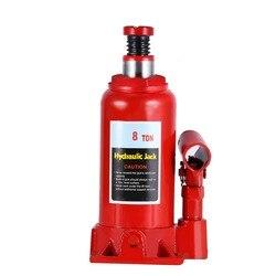 8 тонн портативная гидравлическая бутылка подъемный домкрат Автомобильная жизнь для автомобиля Грузовик Караван трактор инструмент