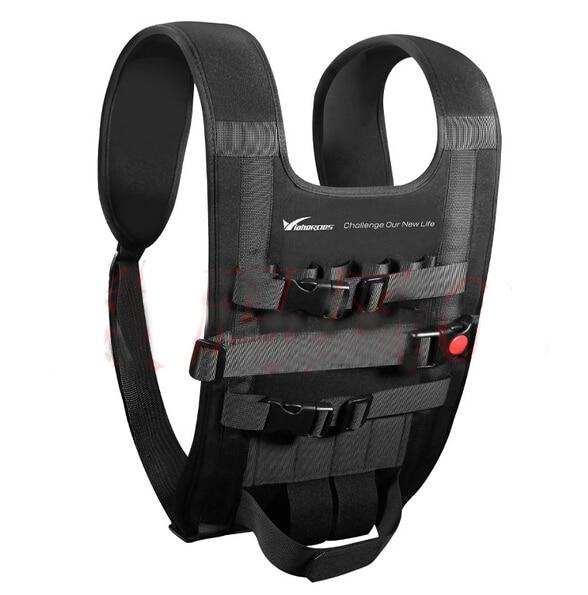 ФОТО Protable Nylon Backpack Shoulder Bag w/ Transmitter Strap for  Phantom 1 / 2 Vision / Vision + / 3 Advanced / 3 Professional