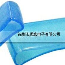 6 * 30MM fuse holder 5 * 20MM blue jacket fuse protective cap fuse holder fuse box