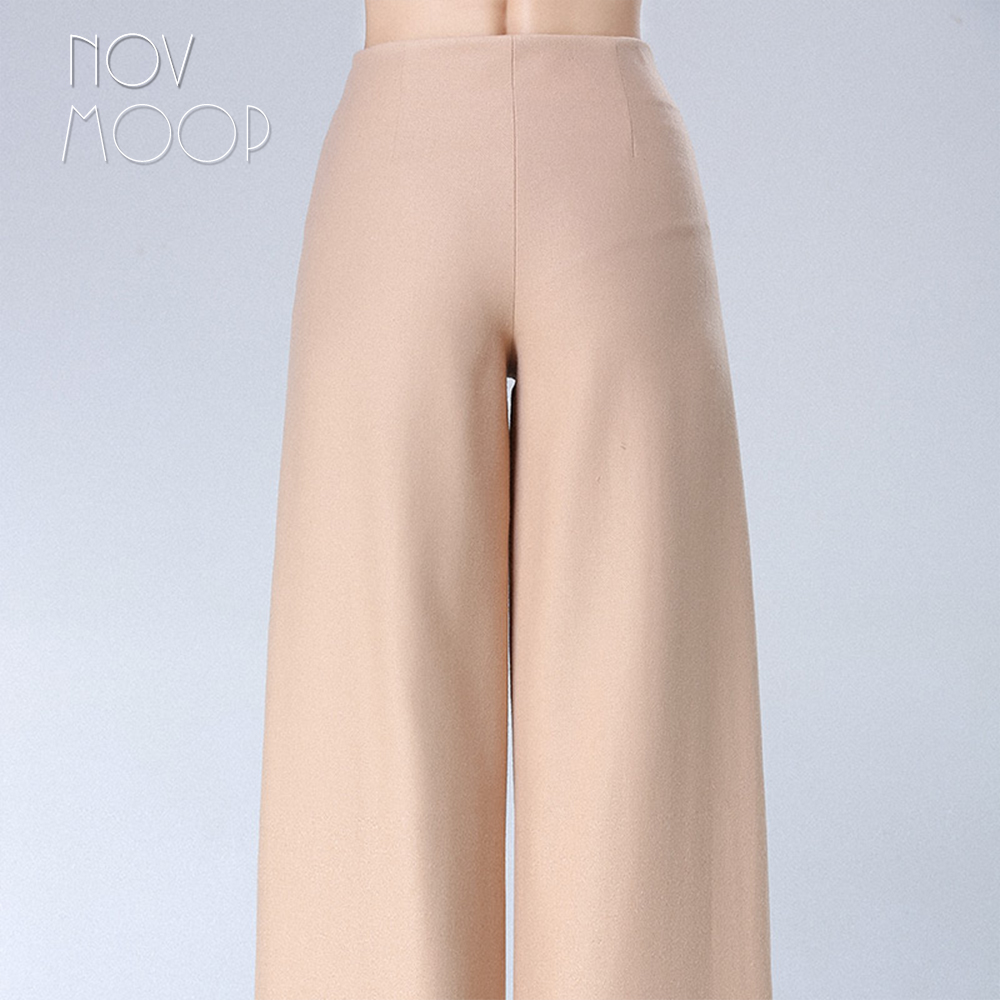 Large Broeken Lt2100 Mujer Printemps Per Vêtements Ropa Automne De Style Américain Pantalon Chameau Laine Camel Pantalons Pantalones Pic Jambe En Femmes w0qOx5a5WT