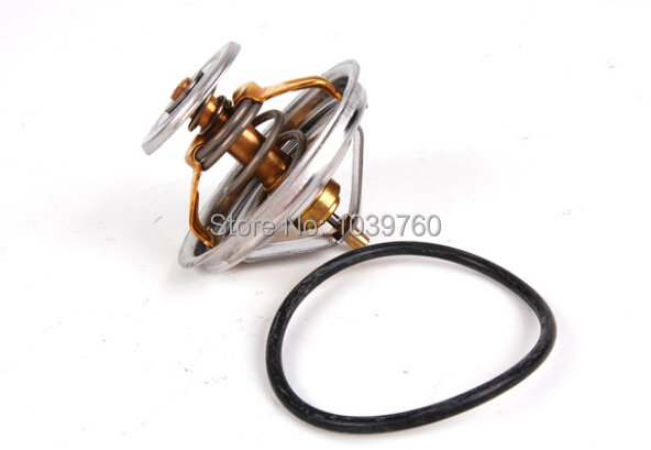 Free shipping Thermostat with Gasket for <font><b>BMW</b></font> <font><b>E30</b></font> E34 E28 E32 325is 325e <font><b>325ix</b></font> 525i 528e 535i 11531713040 image