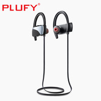 PLUFY P3 Waterproof Swimming Earphones Sports Bluetooth Headset CSR4 1 Wireless Ear Hanging Headphones Music Running