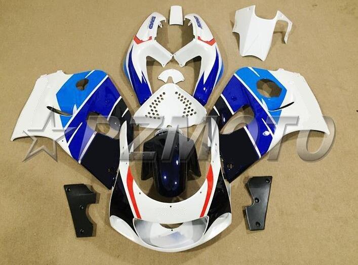 جديد ABS دراجة نارية Fairings صالح لسوزوكي SRAD gsxr600 gsxr750 1996-2000 96 97 98 99 ABS البلاستيك Cowlings كيت مخصص