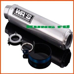 CBR400 CB400 VTEC VFR400/ WRS escapamento de moto cbr400 r6 motorcycle exhaust 400cc accessories