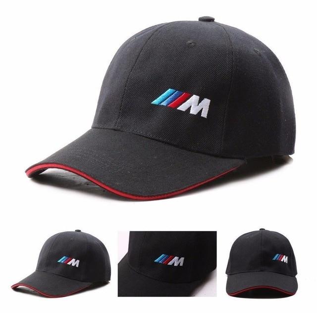 Cappello Per BMW M3 Golf F1 Ferrari Polo Da Baseball Da Corsa Nero Trucker  Mens mesh 7de3e88e6444