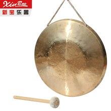 35cm gong o niskim skoku z młotkiem sizals gonfalons chińskie tradycyjne instrumenty muzyczne